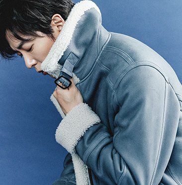 TIME HOMME X 김재욱